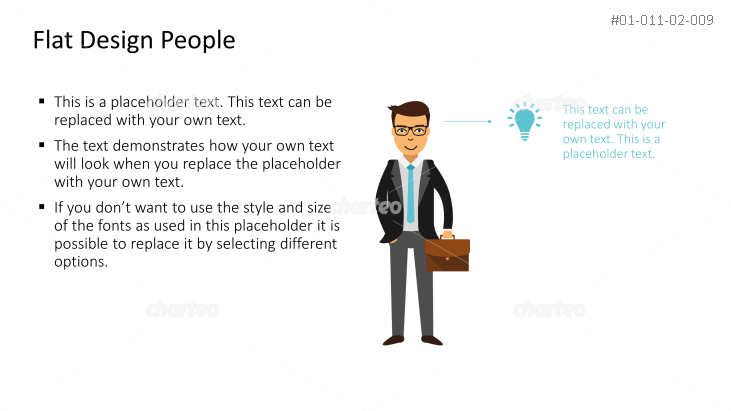 Business Person - Man with Idea