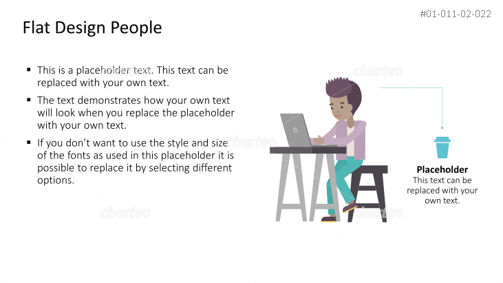 Business Person - Guy working with laptop