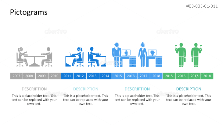 Pictograms - Timeline Communication