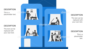 Pictograms - Working at home