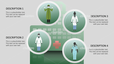 Pictograms - Outfits Hospital