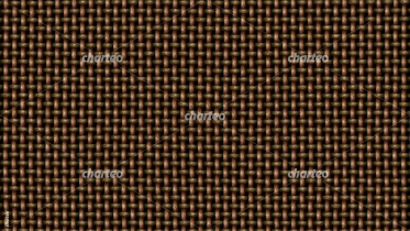 Seamless plain weaving pattern made from sackcloth