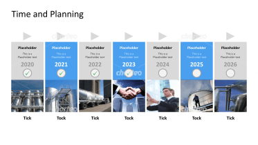 Roadmapping Tick Tock Modell 2
